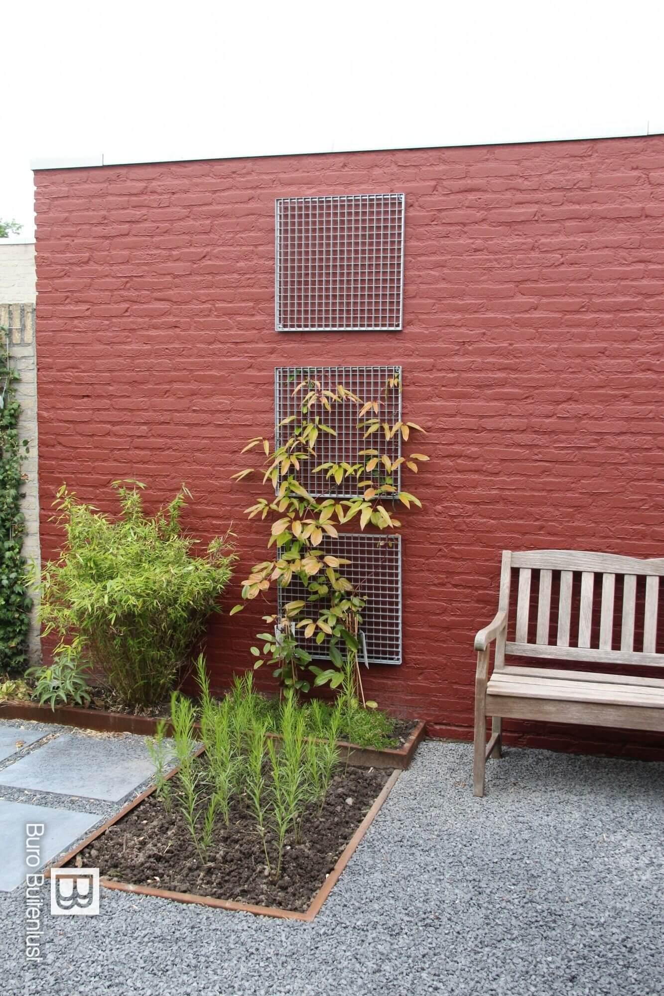 Moderne patiotuin buro buitenlust for Moderne kleine tuin