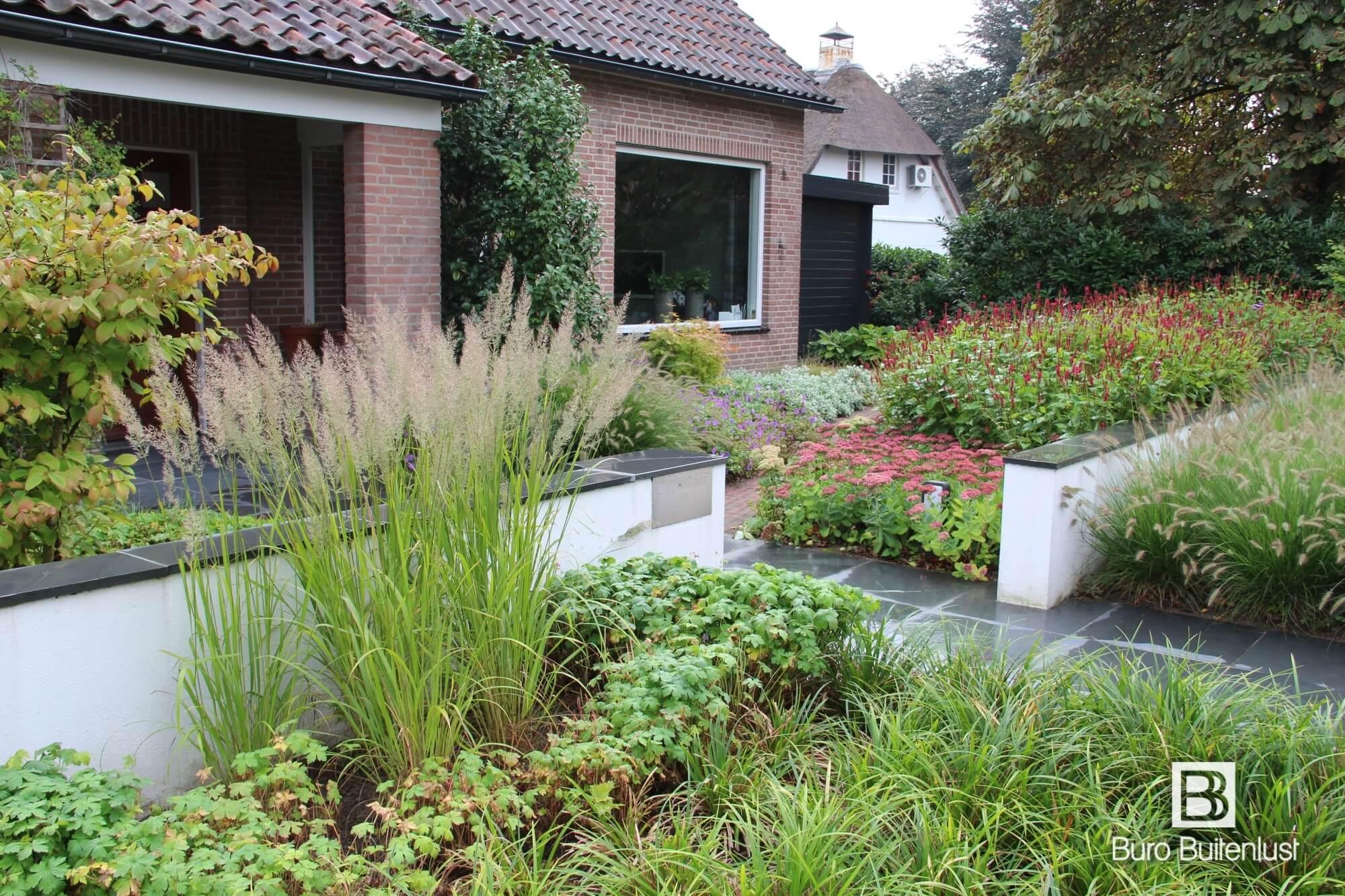 Moderne plantentuin buro buitenlust for Modernes buro