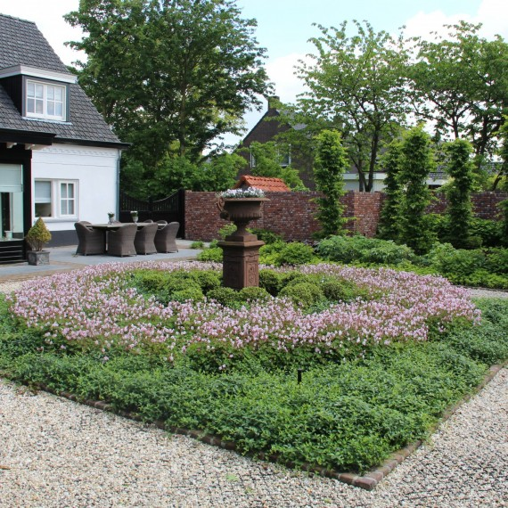 Modern Klassieke tuin