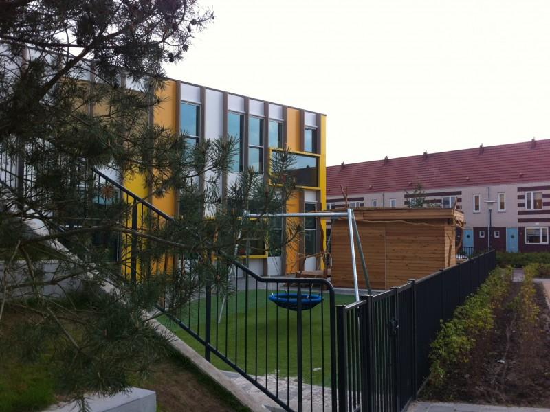 Ontwerp schoolplein