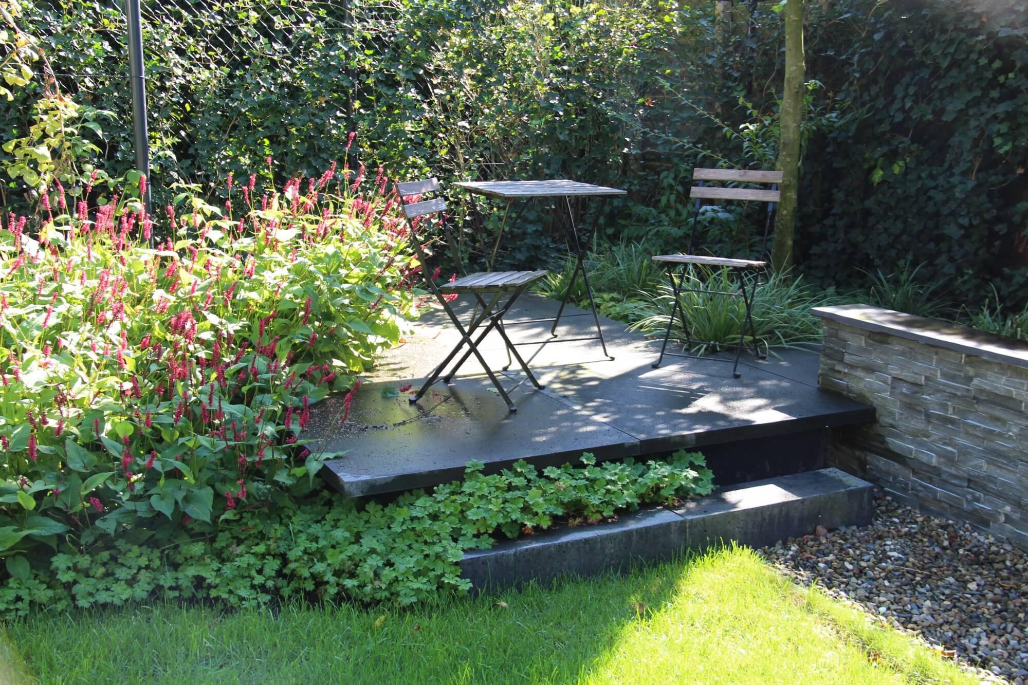 Tuin laten ontwerpen