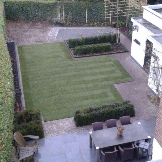 Eigentijds klassieke tuin Eindhoven