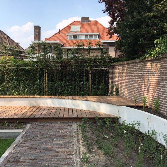 Stoere villatuin Eindhoven
