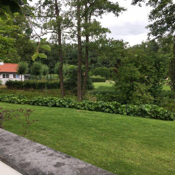 Exclusief tuinontwerp voor landelijke tuinen