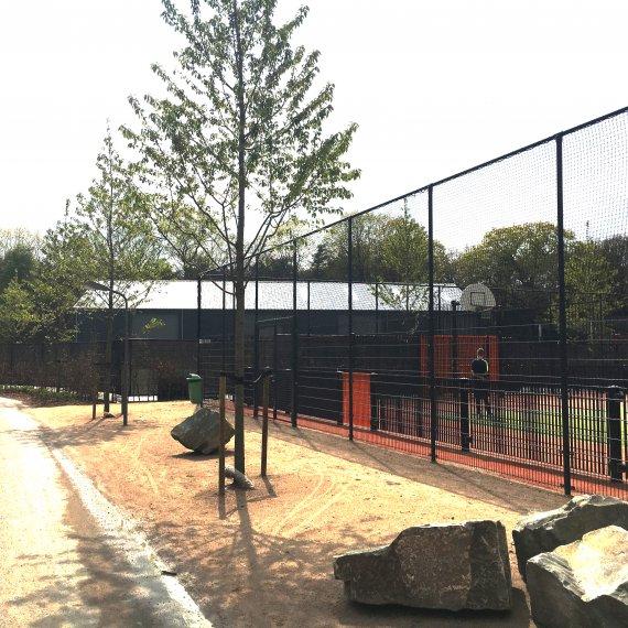 Sportvelden