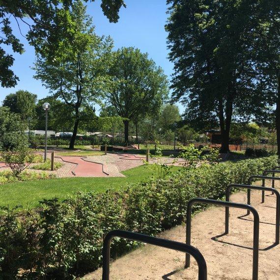 Landschappelijk ontwerp recreatieparken