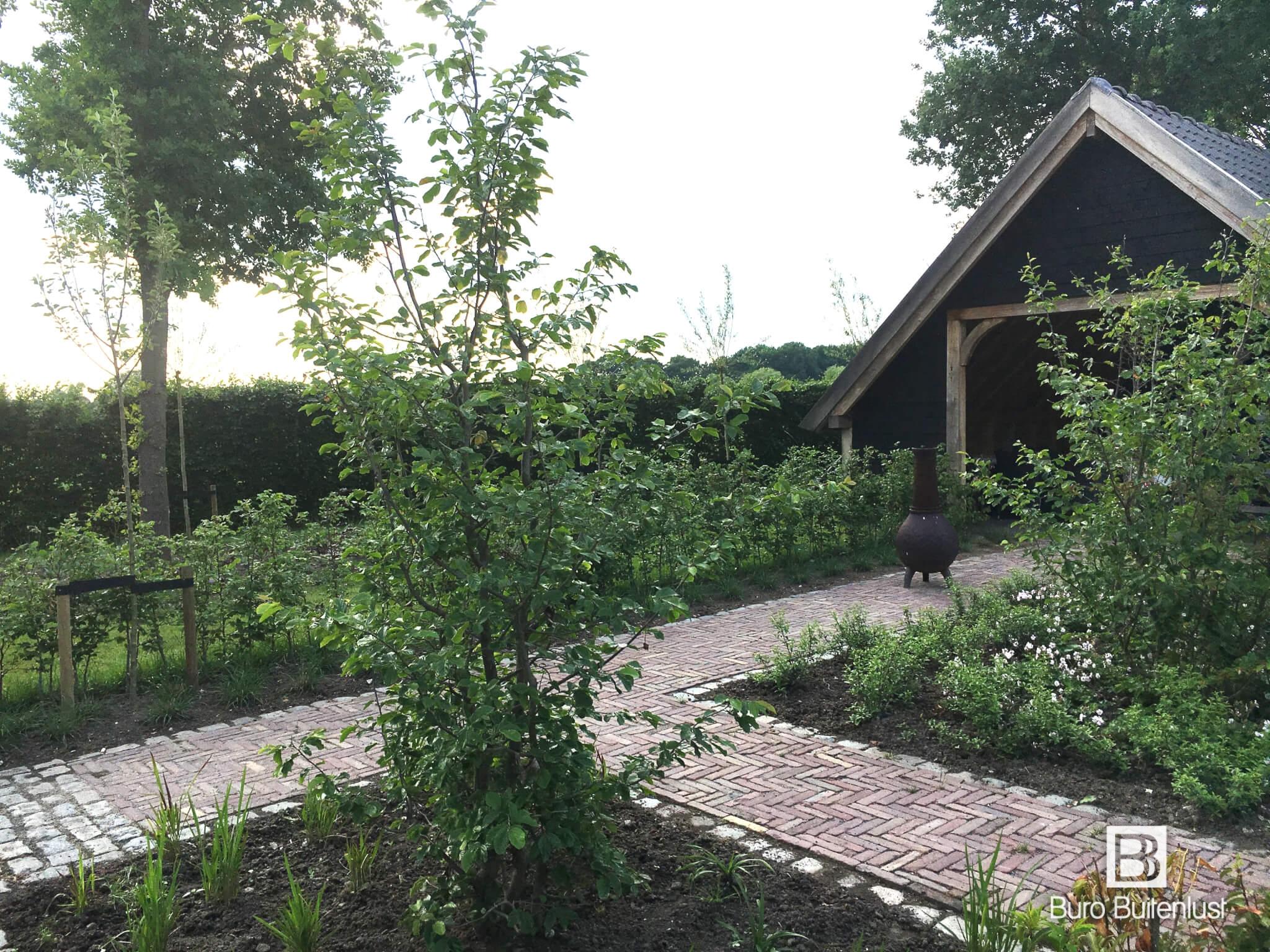 Landelijke tuinen omgeving Tilburg