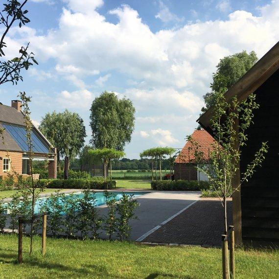 Luxe tuinen omgeving Tilburg