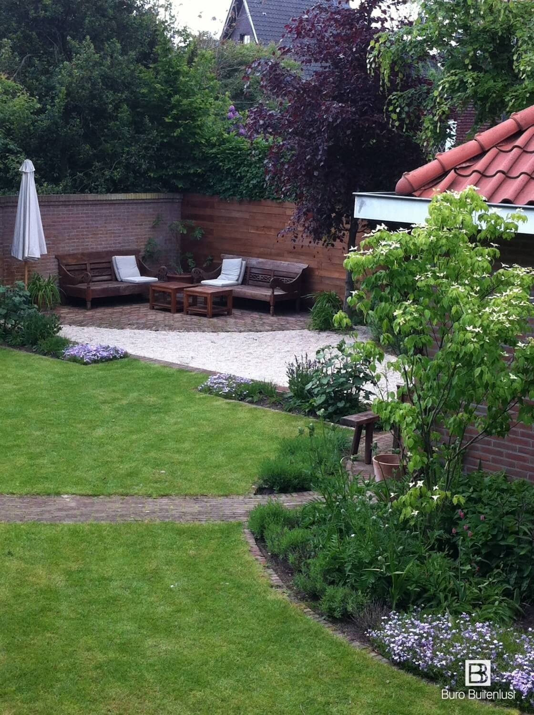 Exclusieve tuin Eindhoven