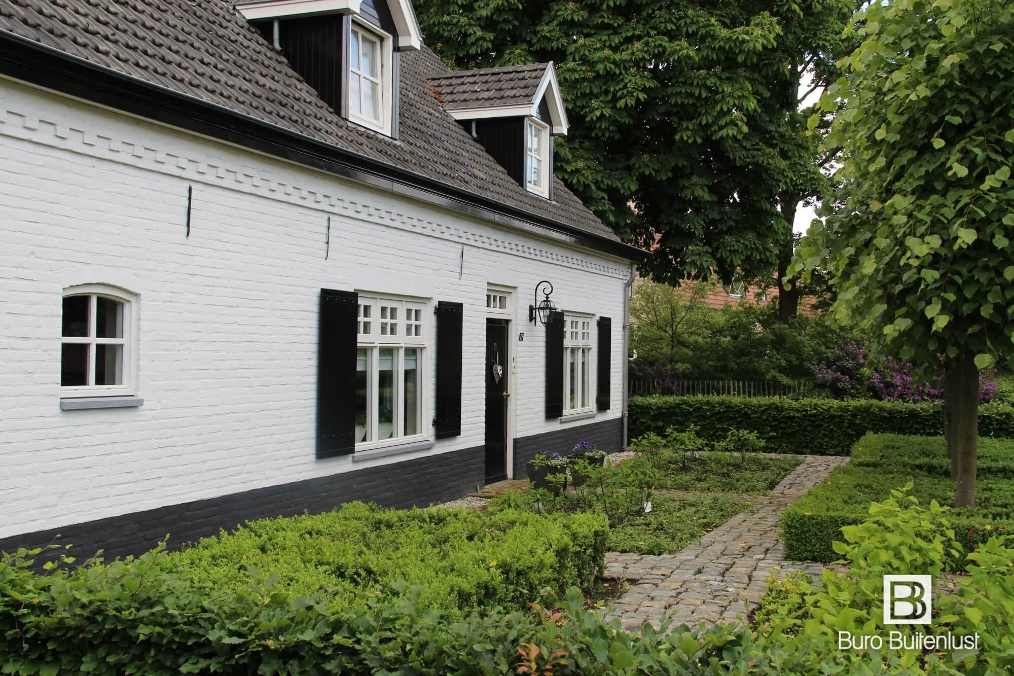 Klassiek landelijke tuin Eindhoven