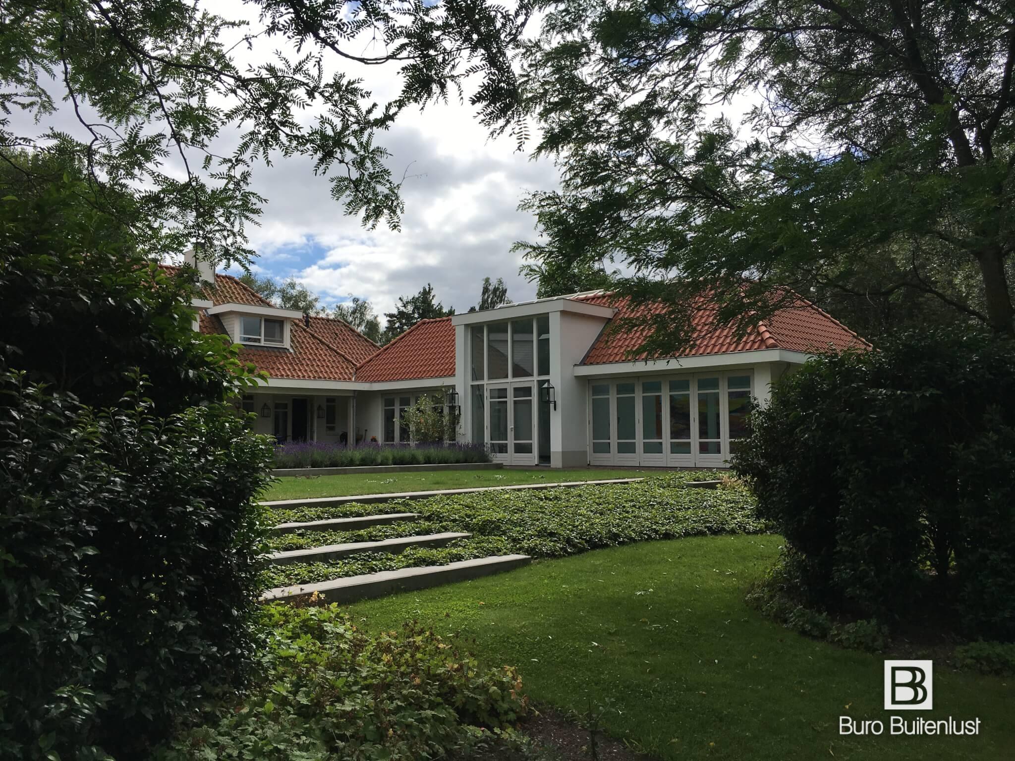 Tuinarchitectuur exclusief landgoed