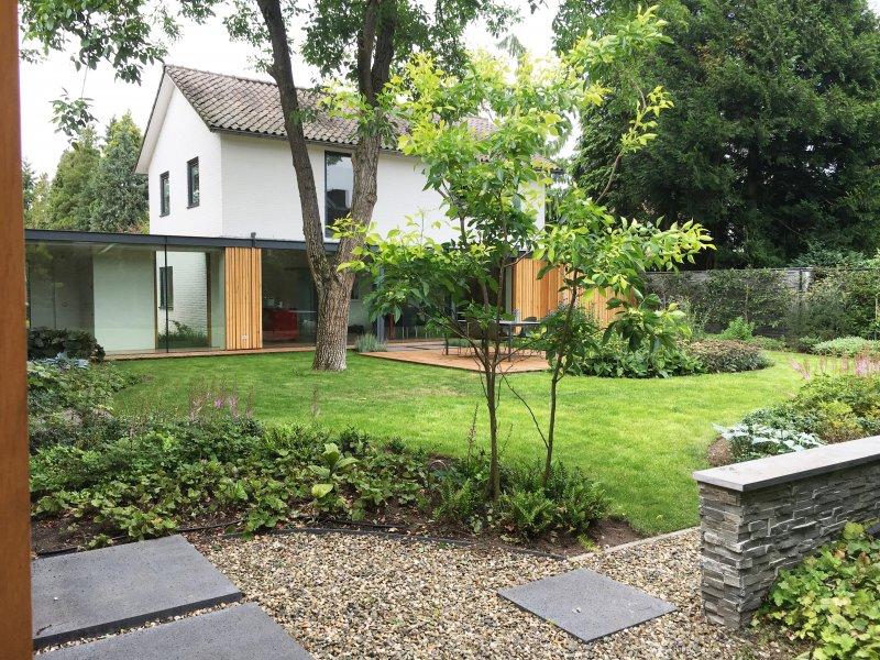 Tuinarchitect voor tuinontwerp in Helmond