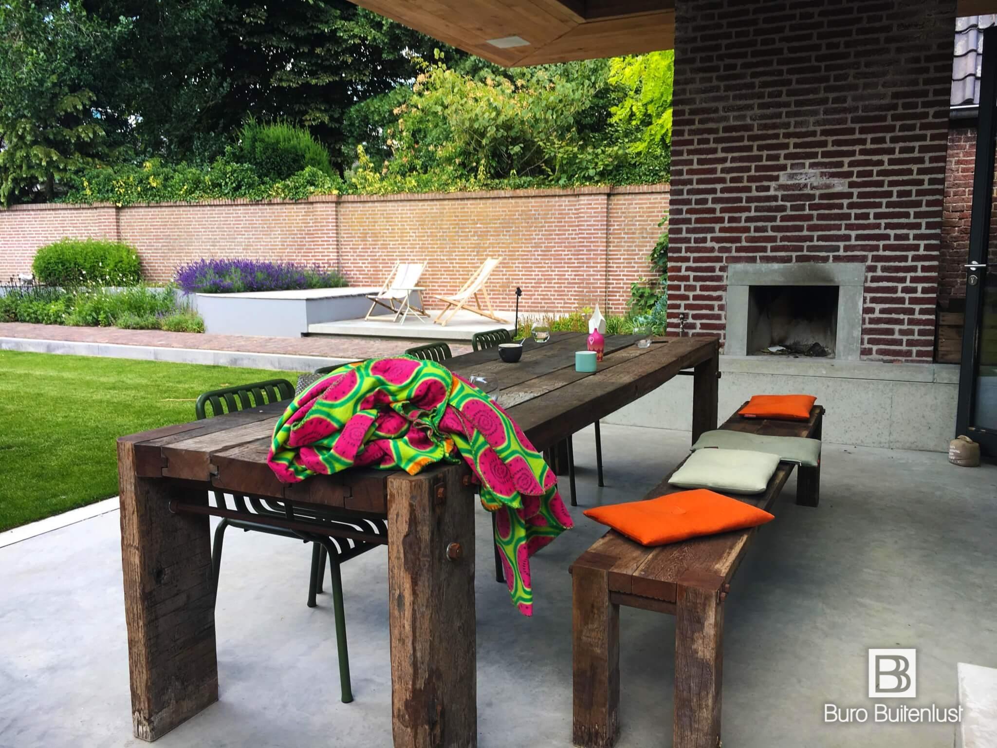 Modern tuinontwerp tuinarchitect Eindhoven